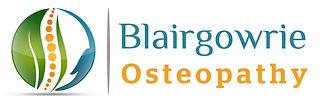 Blairgowrie osteopathy logo