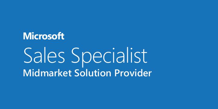 Microsoft Specialist