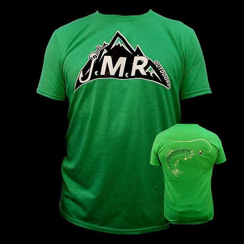 JMR Logo Green