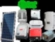 En Energía Amiga, vendemos los componentes para tu sistema de paneles solares para reducir el pago de tu recibo de luz de CFE.