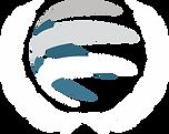 Logo Vertical Blanco con Azul.png