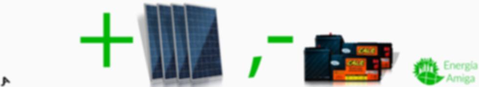 Implenenta más paneles solares que baterías de la Mejor Calidad para ahorrar energía y dinero para Paneles Solares de Energía Amiga al Mejor Precio.