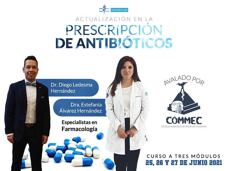 Actualización en la Prescripción de Antibióticos