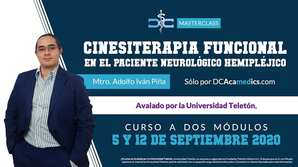 Cinesiterapia Funcional en el Paciente Neurológico Hemipléjico