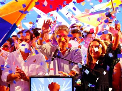Escenario de Ecuador tras la victoria de Guillermo Lasso, ¿se puede comparar con la carrera presiden