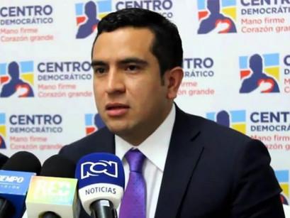 """""""Edward Rodríguez debe mantener su investidura"""": Procuraduría"""