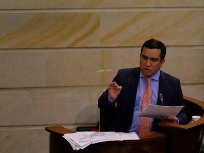 Procuraduría defendió la investidura de Edward Rodríguez en medio de investigación