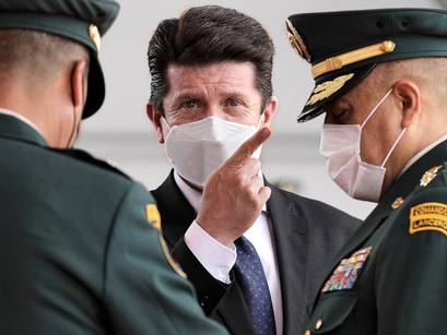 Atención | Moción de censura contra el ministro Diego Molano se hundió en la Cámara