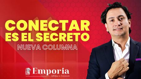 """BLOGUEANDO CON EMPORIA - """"Conectar es el Secreto"""""""