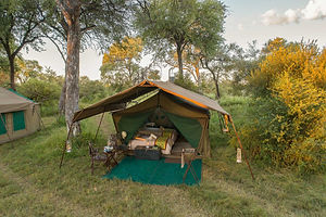 Chase Africa Tent