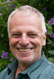 Reinhard Rhino Grohmann, der Gründer von Rhino Safaris.