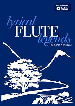 Lyrical Flute Legends by Karen North