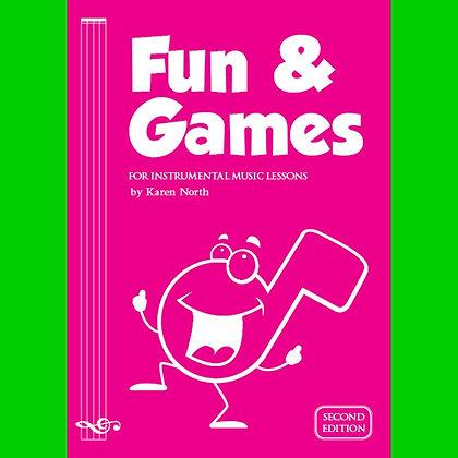 Fun & Games (Digital Download)