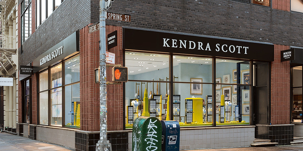 The New Digital: How To Stay Relevant with Kendra Scott