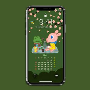 [배경화면] 4월배경화면