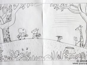 그림책 스케치 / 2010