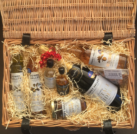 Fowey Valley Hampers in our new web shop