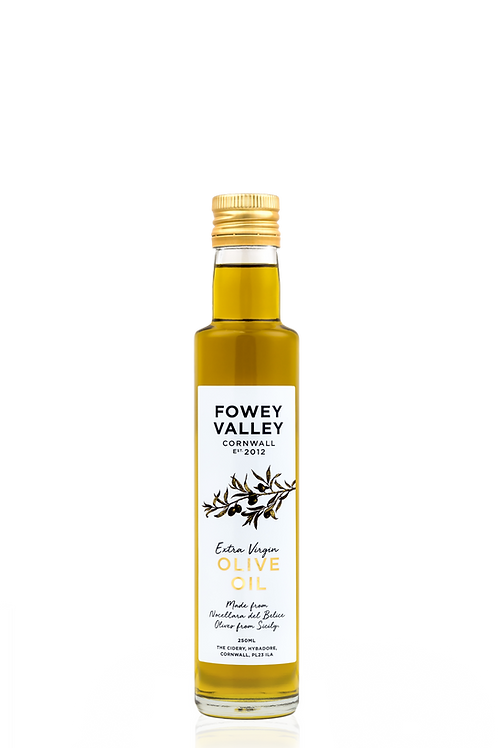 250ml bottle of Extra virgin olive oil