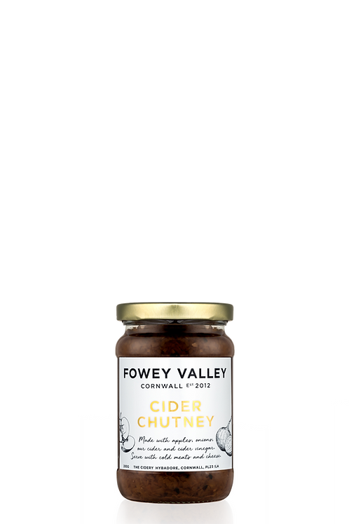 285gm jar of cider chutney