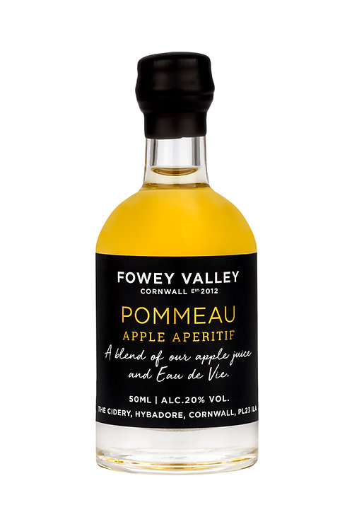 50ml miniature bottle of Pommeau
