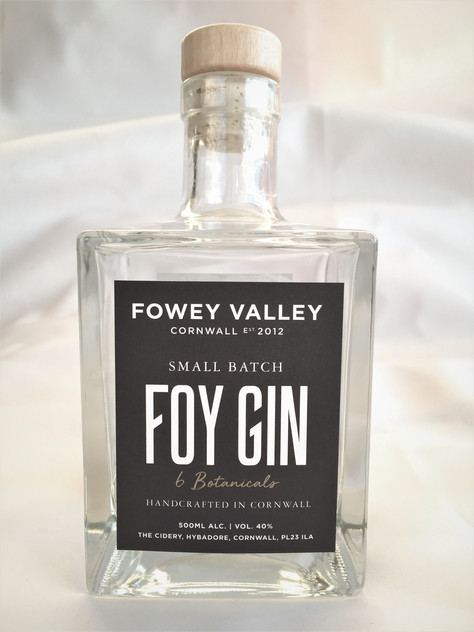 'FOY GIN' launches at Xmas market!