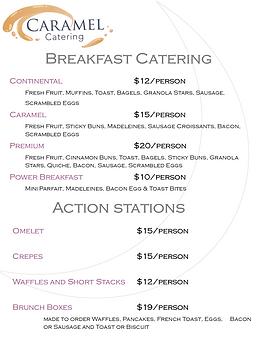 Caramel Breakfast Catering menu 2020.png