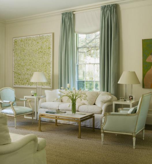 Living Room Emirates Hills 1