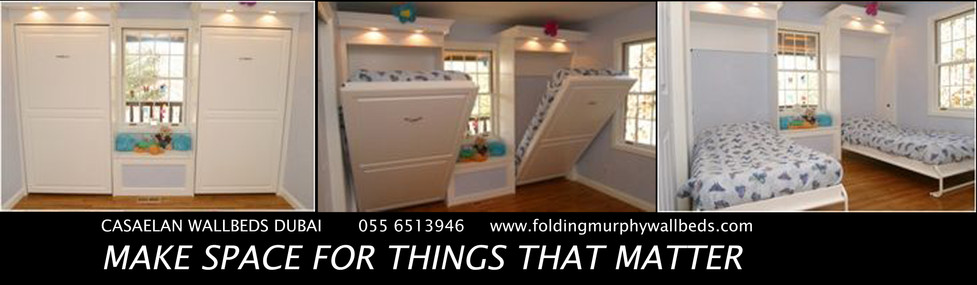 Twins Bedroom Murphy Wall Beds Furniture