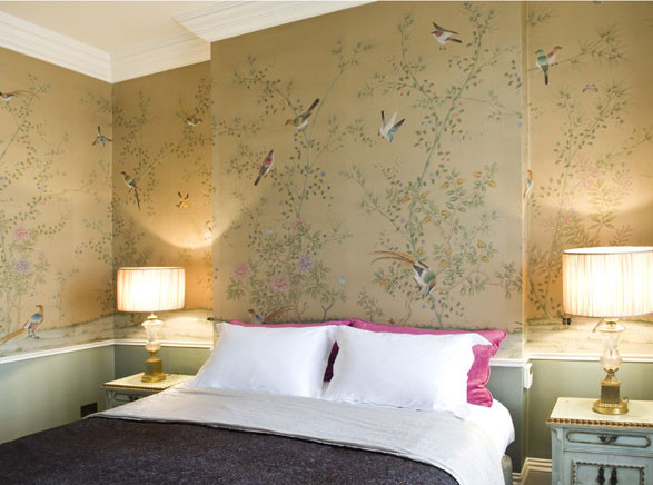 Bedroom Emirates Hills 1