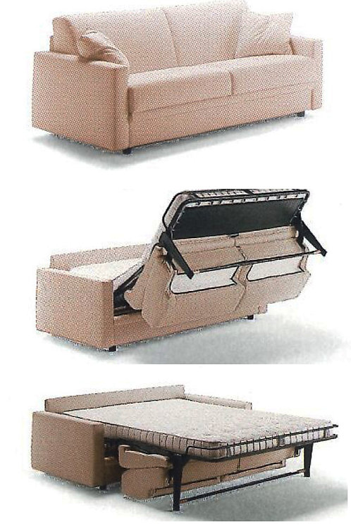 Fold Out Sofa Bed Mechanism - Luxury