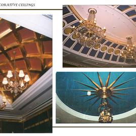 Ceilings Villa Umm Suqeim