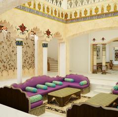 Saeed Al Muhairi Villa Khawaneej