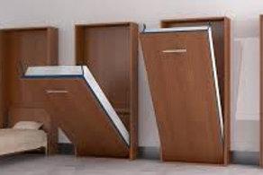 Single Wall Bed Vertical DIY Unit