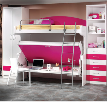 Bunk Bed For Kids Room