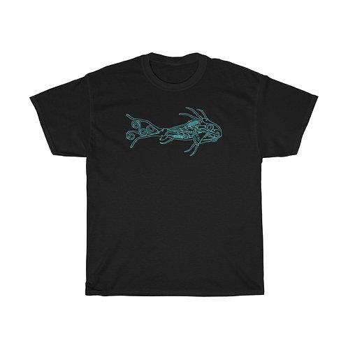 Blue Fish Unisex Heavy Cotton Tee