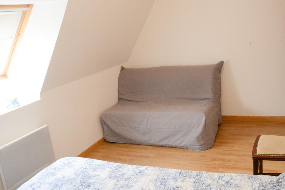 Chambre bleue BZ Loupradelou