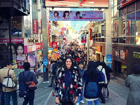 Harajuku JAPAN