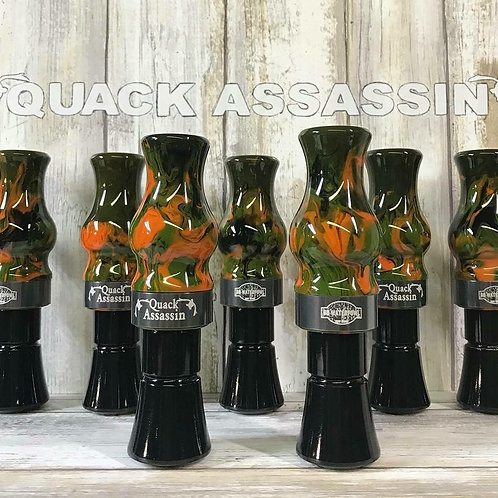 BB Waterfowl Short Reed Goose Call