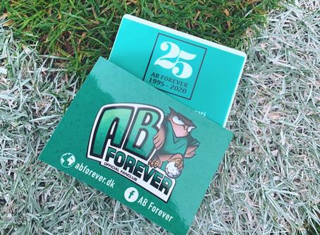 AB Forever fylder 25 år - Det skal fejres!