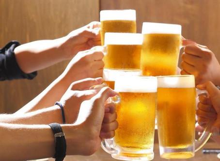Øl-bar inden hjemmekampen mod Brønshøj