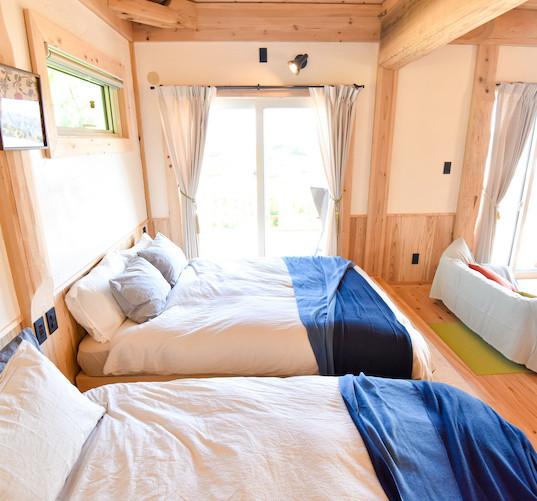 寝室-bed room-