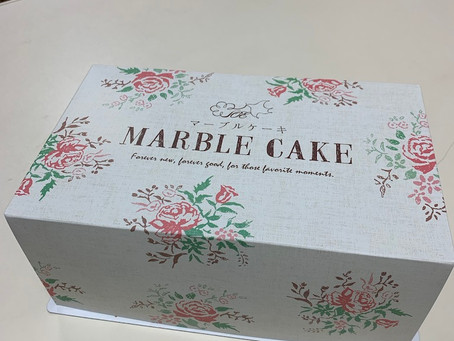 マーブルケーキがすごい!!