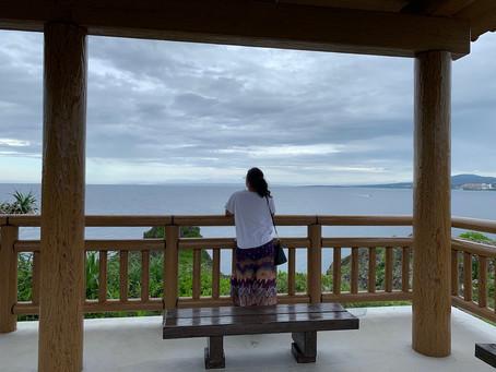 沖縄でダイビングといえば「真栄田岬」😃