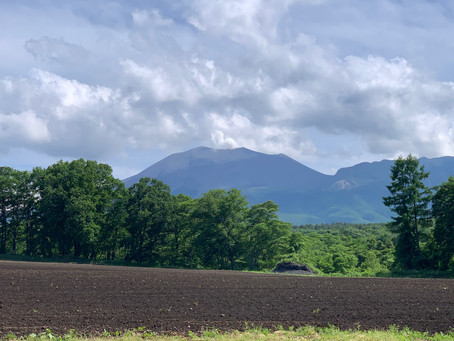 浅間山🗻とワークサイト