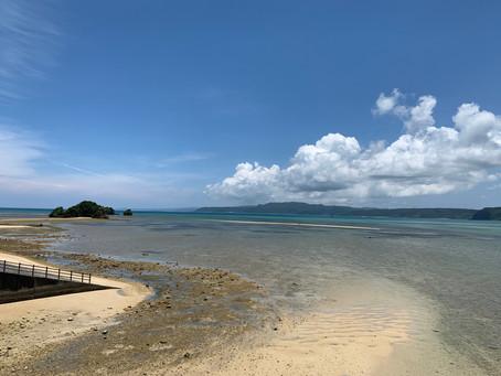 やがじ島の海