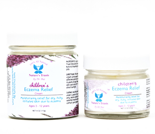 All Natural Eczema Relief Cream. All Natural Eczema Relief Cream   Nature s Trusts by Dr  Myla Bui