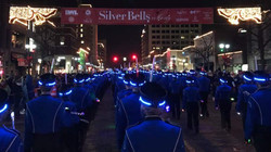 Silver Bells In The city