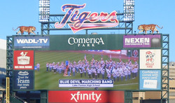 Detroit Tigers Game Performance