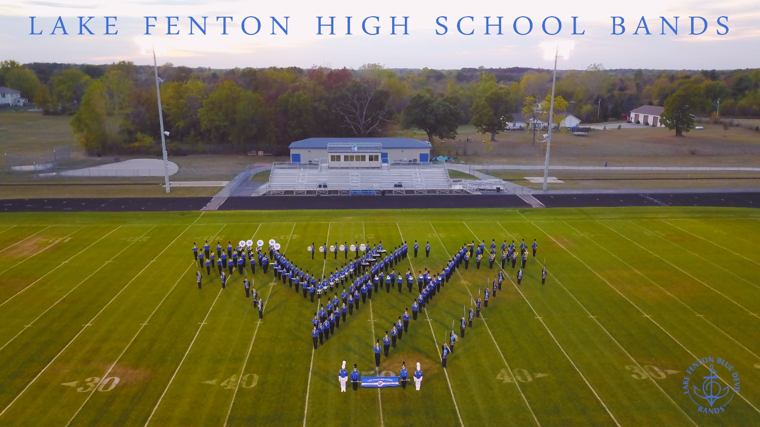 Lake Fenton High School Band