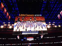 Detroit Pistons Game